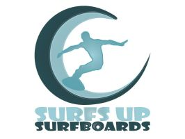 Surfs Up Surfboards by GatewayGraphics