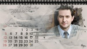 Richard Armitage October 2014 by Nhyms