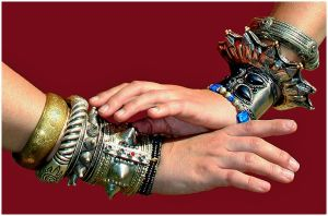 Gypsy Dancer's Hands by Checkmate333