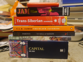 Reading List by Party9999999