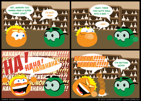 SC259 - Seth's Joke VII by simpleCOMICS