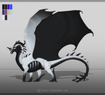 Reaper_DragonDesignAuction !CLOSED! by ulven-f