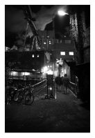 Night Shift at the Paper Mill by PEN-at-Work
