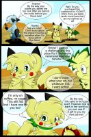 Pokemon Mystery Dungeon Gates To Infinity Page 11 by Zander-The-Artist