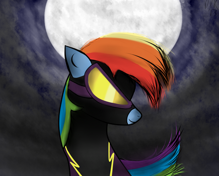 Dark Rebirth (ShadowDash) by halobanana99