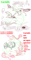Mental Species: Cactails! by WellHidden