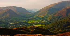 Loughrigg by bongaloid