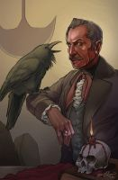 Vincent Price by NoSafeHaven