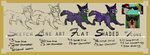 UPDATED 2014 Commissions sheet (open) by Velvet-Wolf
