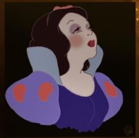 Snow White Classic by dyb