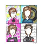 Various Rogers by joonylucyhippie