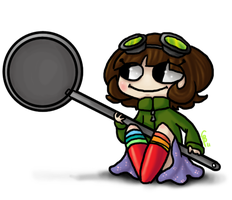 I've got a pan you guys by ceebers