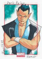 DR - Namor by KerrithJohnson