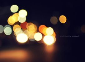 Play with light - Bokeh by naijjoovely