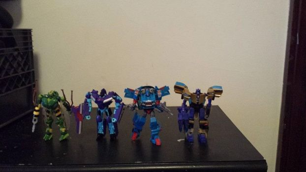 TF haul by ShadowApook