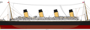 RMS Olympic .:UPDATED:. by Crystal-Eclair