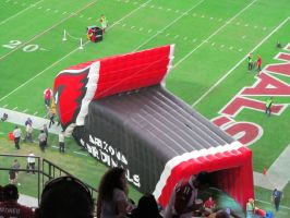 2014 Cardinals Inflatable Tunnel by BigMac1212