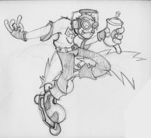 Jet Set Radio Beat by Hotlead-Junkie