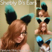 [C] Shelby B's Ear by ErrorFactor