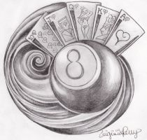 Luck of The Cards by virperry