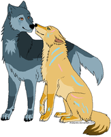 Wolf Breedable 1 by Karr-Adoptables