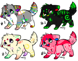 Canine Mini Auctions-CLOSED by Metals-Adopts