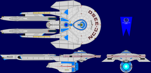 USS Andor Multi-View by captshade