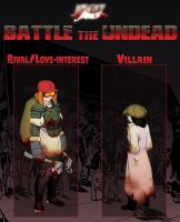 SJ - Battle the Undead - part.2 by theCHAMBA