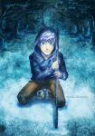 Jack Frost - Tell me ... man in the moon - by Keidensan