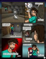 Minecraft: The Awakening Pg41 by TomBoy-Comics