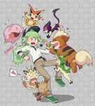 Pokemon are my friend by pink-hudy