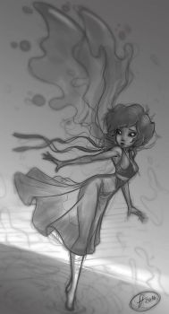 Lapis sketch by 14-bis