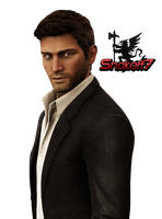 Nathan Drake - Render 20 by snakeff7