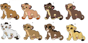 Point Adoptables Sold Out by Claire-Cooper