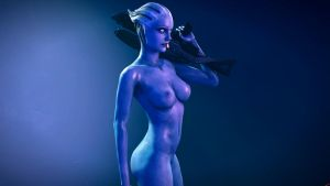 Lonely Liara 8 by Rescraft