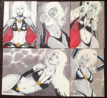 Lady Death Cards 2 by grover80