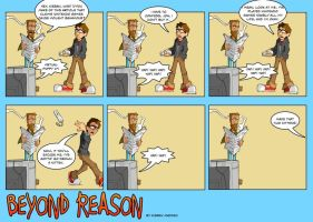 Beyond Reason: Screen Violence by Kmadden2004