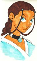 Katara by DelayedArt
