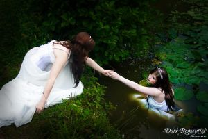 Water Nymph by darkromantics