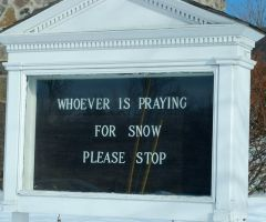 Stop Snowing Dammit by BlueSolitaire