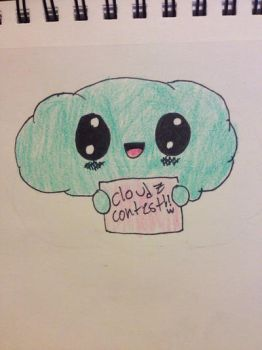 Cloudz wants u to join my clouds contest by gigglesghostlover