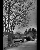 North Vancouver Alleys - 1 by Shmithers