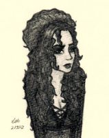 Bellatrix by Kayalina