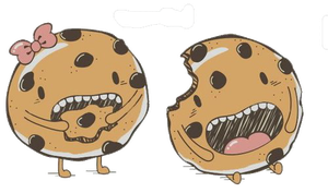 Cookies png. by geneeditions