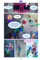 Tune Bash comic page 3 by MaxGrecke