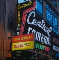 Central Camera by KevinBurris