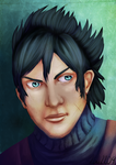 Zack Fair by lou2209