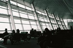 Airline-Waiting Lounge 1 by mrgambler