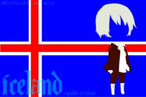 Hetalia Iceland Wallpaper by BlueberryTeaLove