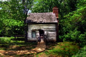 Little log house 2 by PridesCrossing